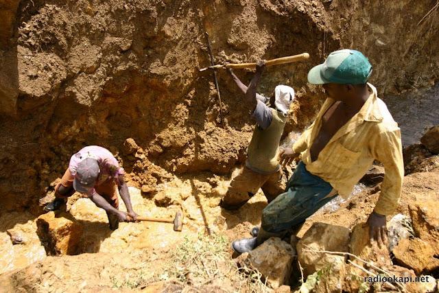 mines kivu