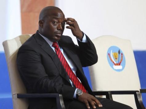 Le-pr-sident-de-la-RDC-Joseph-Kabila-attendant-les-invit-s-du-14-me-sommet-annuel-de-la-Francophoie-Kinshasa-le-13-octobre-2012