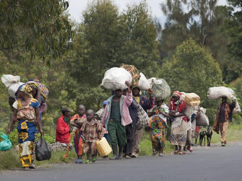 rdc la persistance des conflits favorise le d placement des populations congolese action. Black Bedroom Furniture Sets. Home Design Ideas