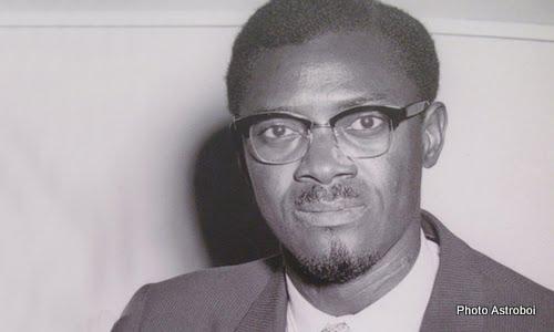 Patrice Emery Lumumba, premier Premier ministre de la RDCongo, héros national.