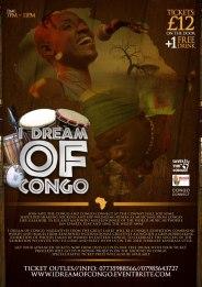 I dream of Congo