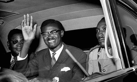 Patrice Lumumba Congo prime minister