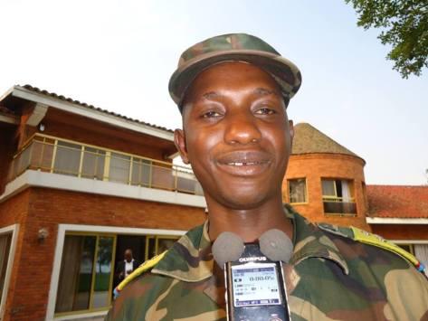 COLONEl Mmadou Ndala