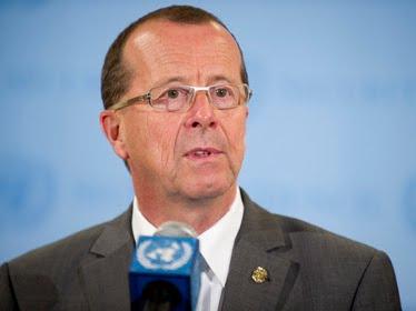 Martin Kobler, le nouveau patron de la Monusco/Ph. Nations unies Mark Garten