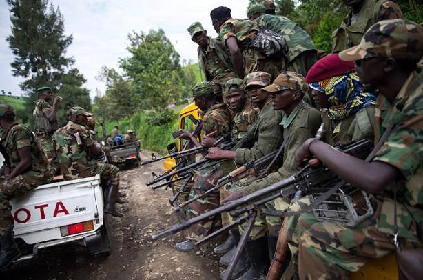 rebels soldiers