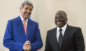 John Kerry, Joseph Kabila