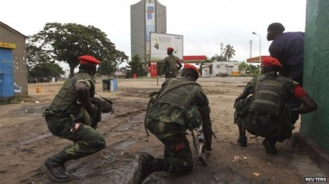 FARDC in action
