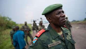 Lucien Bahuma General FARDC
