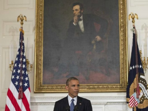 obama-lincoln-afp