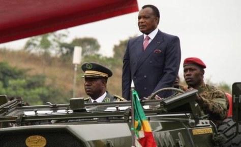 Sassou Nguesso