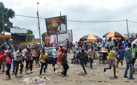 Congo-protest