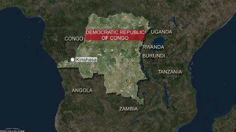 RDC Map