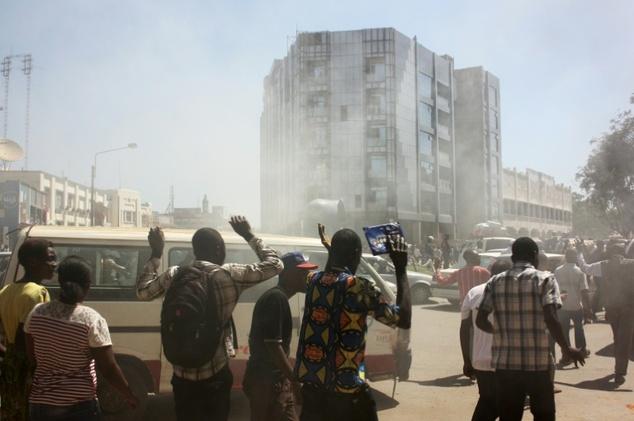 lubumbashi protest
