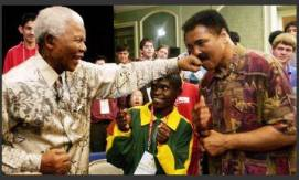 Ali and Mandela
