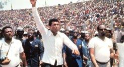 Ali in Kinshasa