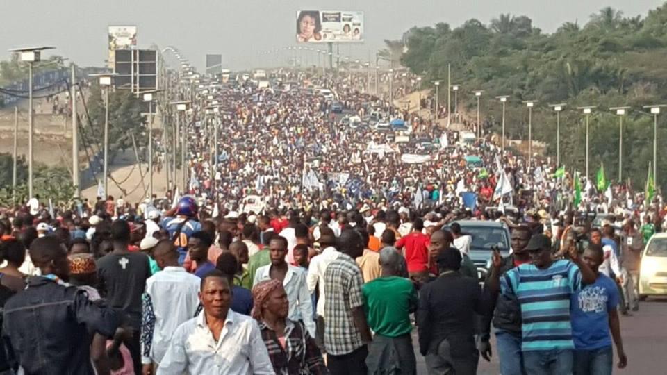 kinshasa retour de tshisekedi