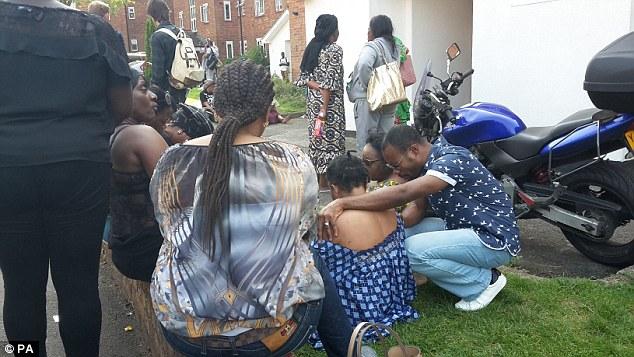 famille-congolaise-a-londres