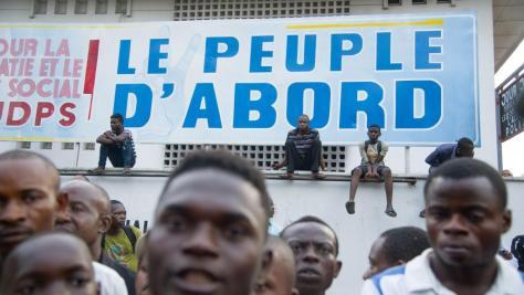 Siege de l UDPS