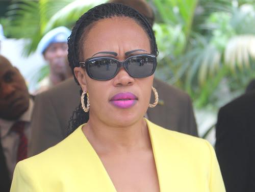 Marie Ange Mushekebwa