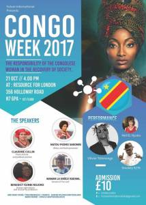 Congo Week 2017 London