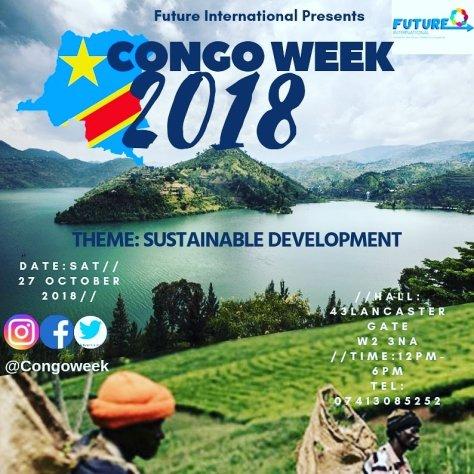 Congo Week UPF Sustainable